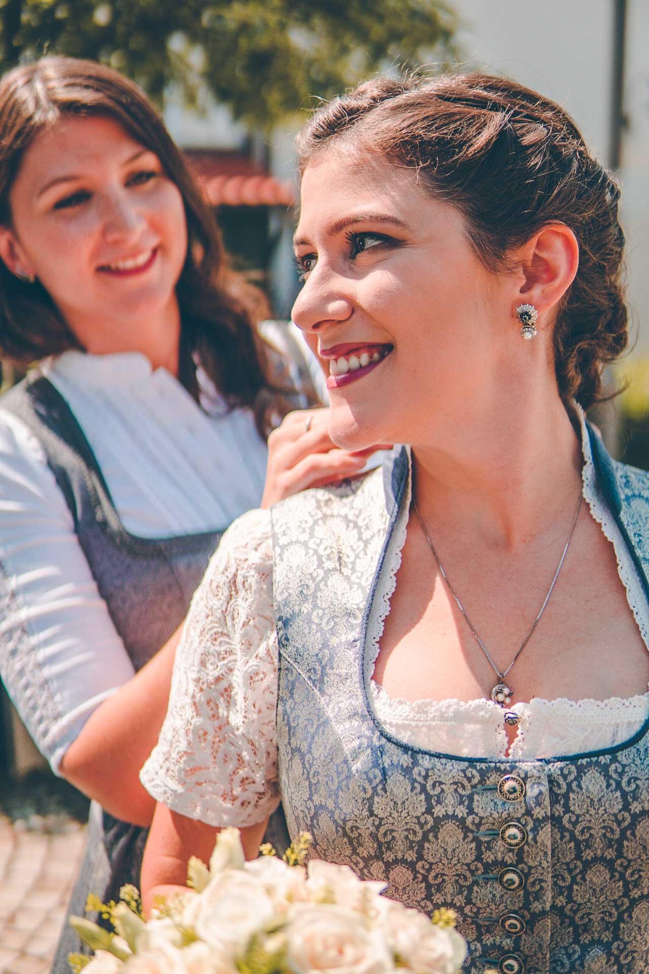 Die bayerische Braut
